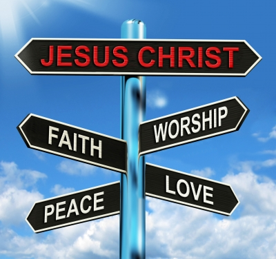 Jesus Sign