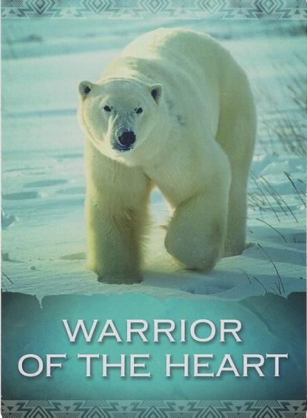 native warrior large