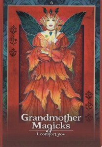 dragonfae grandmother magicks