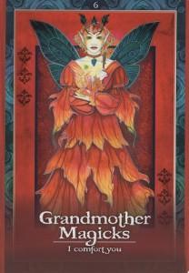 dragonfae grandmother magicks